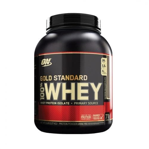 OPTIMUM WHEY PROTEIN GOLD STANDARD-Protein-Shop