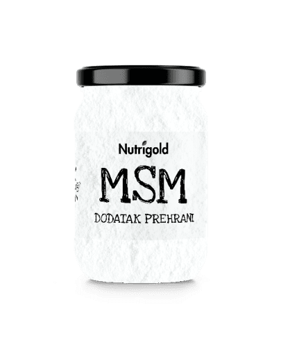 Msm prah 300g Nutrigold