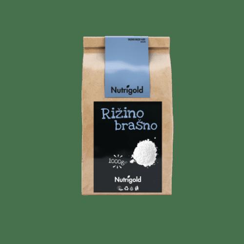 Rižino brašno 1kg Nutrigold